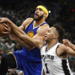 Прогноз и ставки на матч «Сан-Антонио» — «Голден Стейт» (НБА), котировки букмекеров