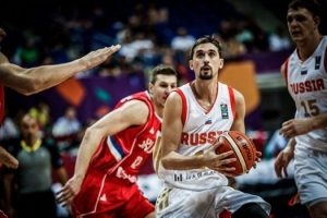 Ставки на матч россия сербия