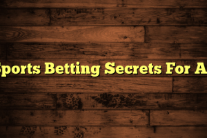 Спорт i ставки секреты