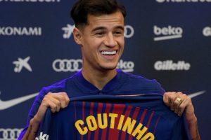 «Барселона» может потратить вянваре ещё больше